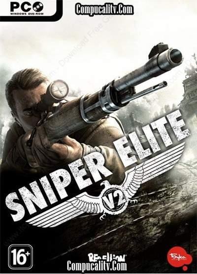 Sniper Elite V2 PC Full Español 2012 Descargar DVD5
