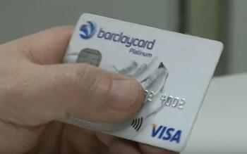 Нашел кредитную карту