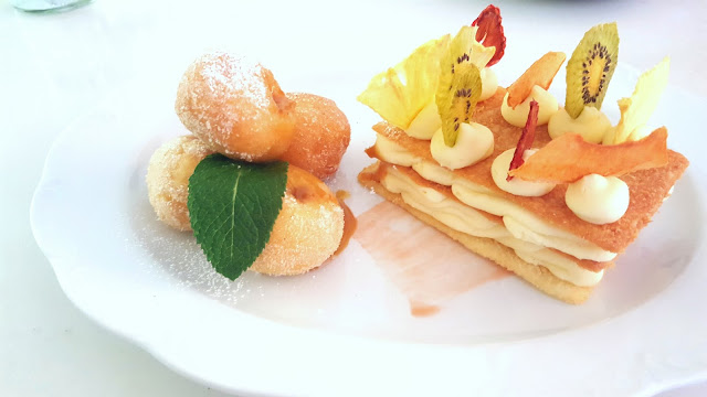 St Martins Lane Hotel Asia de Cuba desserts