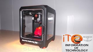 MakerBot show New 3D printer