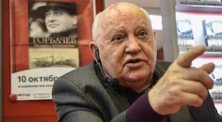 Last Soviet leader Mikhail Gorbachev slams Washington over arms treaty exit