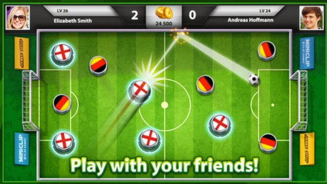 Top 5 Best iPhone 7 Football HD Games Collection Download