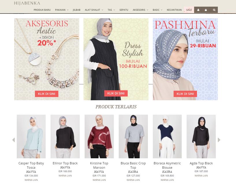 Blog By Anindita Lengkapi Kebutuhan Muslim Lifestyle Di Hijabenka