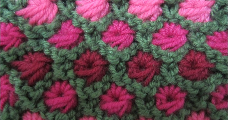 Scarf Knitting Patterns For Border