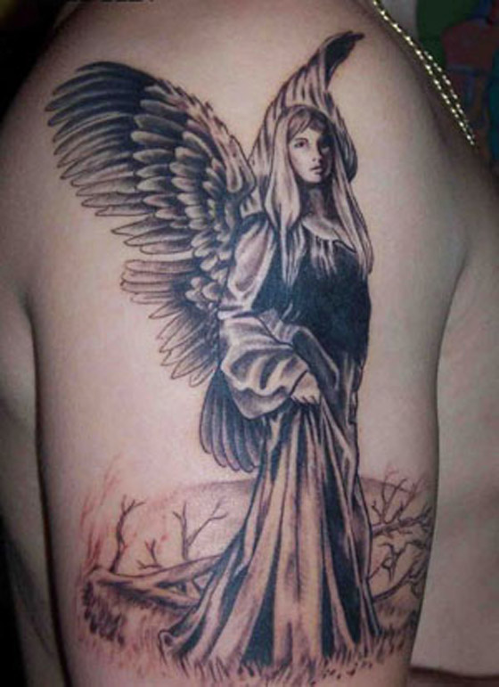 death tattoo designs for men - photo #46