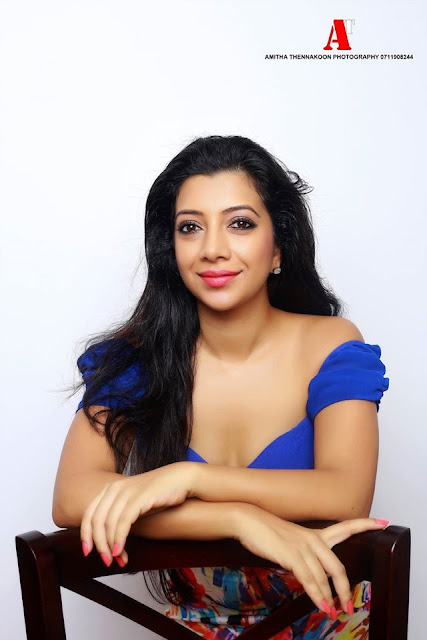 Srilankan Actress: New Photos Of Sachini Ayendra