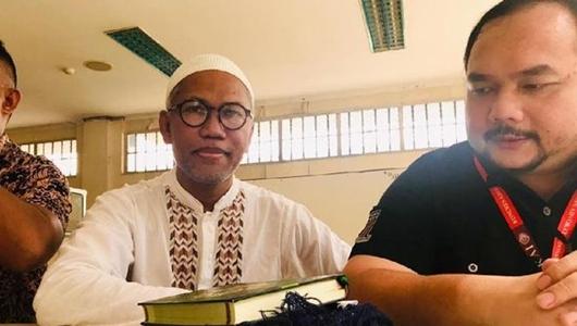 Surat Buni Yani: Saya Sekamar Bareng Pembunuh, Apa Ahok Pernah Dipenjara?