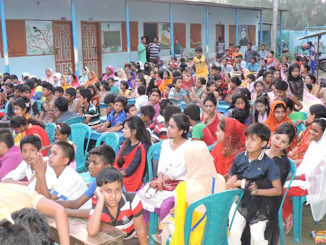 কালিহাতিতে বার্ষিক ক্রীড়া প্রতিযোগিতার পুরষ্কার বিতরণ অনুষ্ঠিত