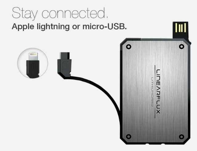 LithiumCard - The HyperCharger Overview
