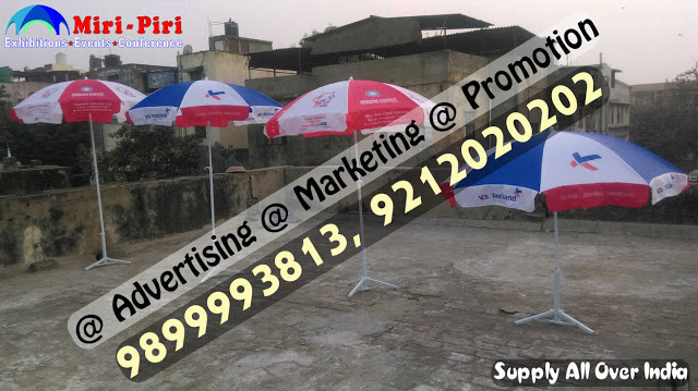 Promotional Umbrella Manufacturers in Delhi, Marketing Umbrella Manufacturers in Delhi, Advertising Umbrella Manufacturers in Delhi