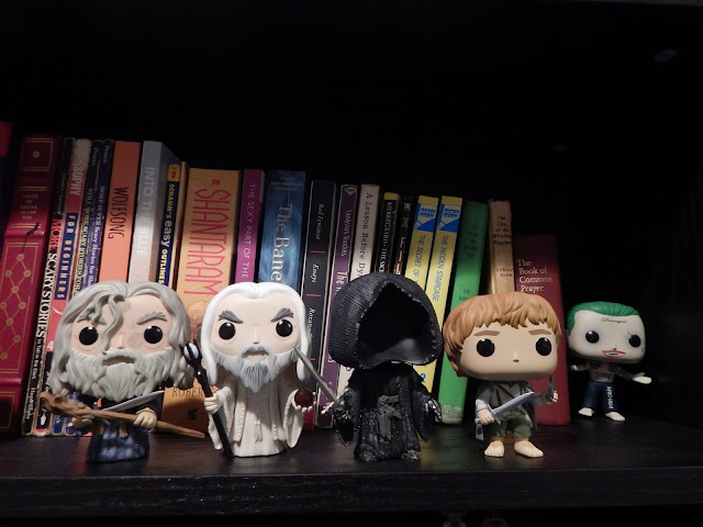 lord of the rings funko pops