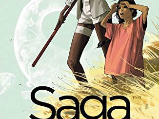 REVIEW - Saga Volume Three by Brian K Vaughan and Fiona Staples