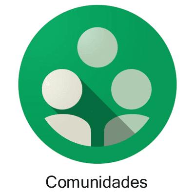 Comunidades de Google+