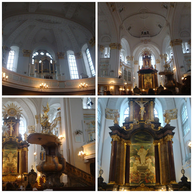 Michaeliskirche em Hamburgo