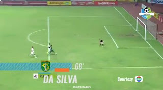 Persebaya Surabaya vs PSM Makassar 3 - 0