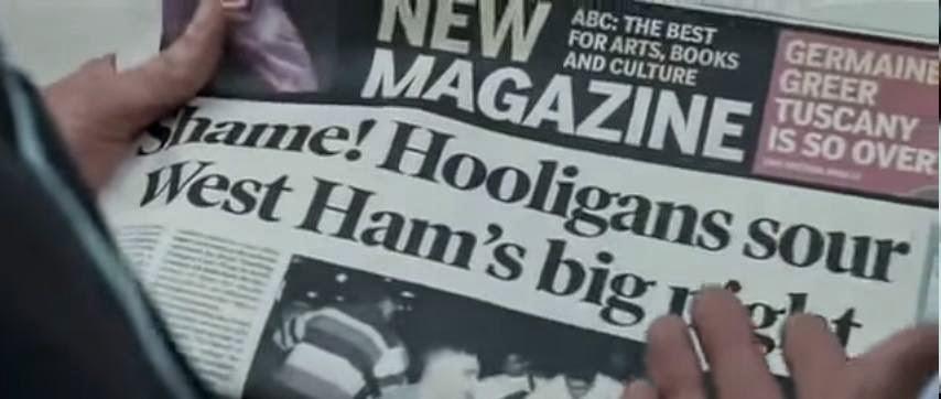 Hooligans - El fancine - El troblogdita - ÁlvaroGP - Cine y Periodismo - Ultraviolencia