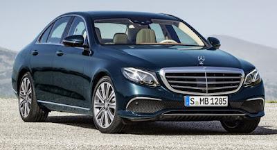 Mercedes-Benz E-Class image
