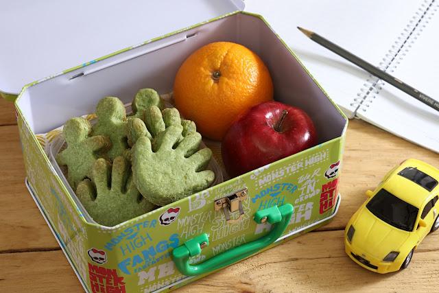Green Lemon Cookies