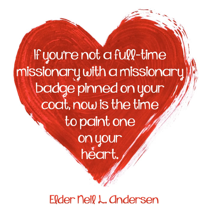 Missionary Work Quotes Lds: And Spiritually Speaking: April 2013 General Conference