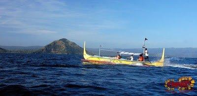 visit Taal lake