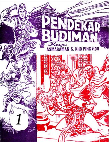 Serial Pendekar Budiman Karya Kho Ping Hoo