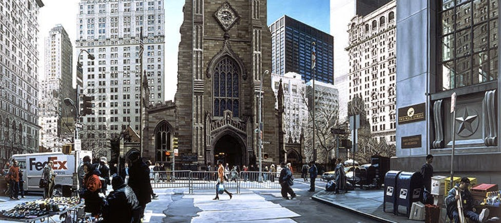 20-Trinity-Church-New-York-US-Anthony-Brunelli-Cities-&-Architecture-seen-through-Paintings-www-designstack-co