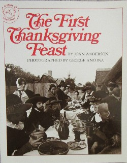 5 Best Kids Books on Pilgrims and the First Thanksgiving