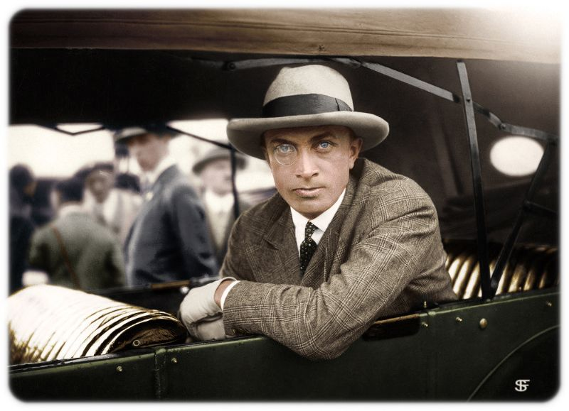 Before Color Was Common in Photography, These Are Incredible Colorized Photos of Hollywood Actors From Between the 1920s and 1950s