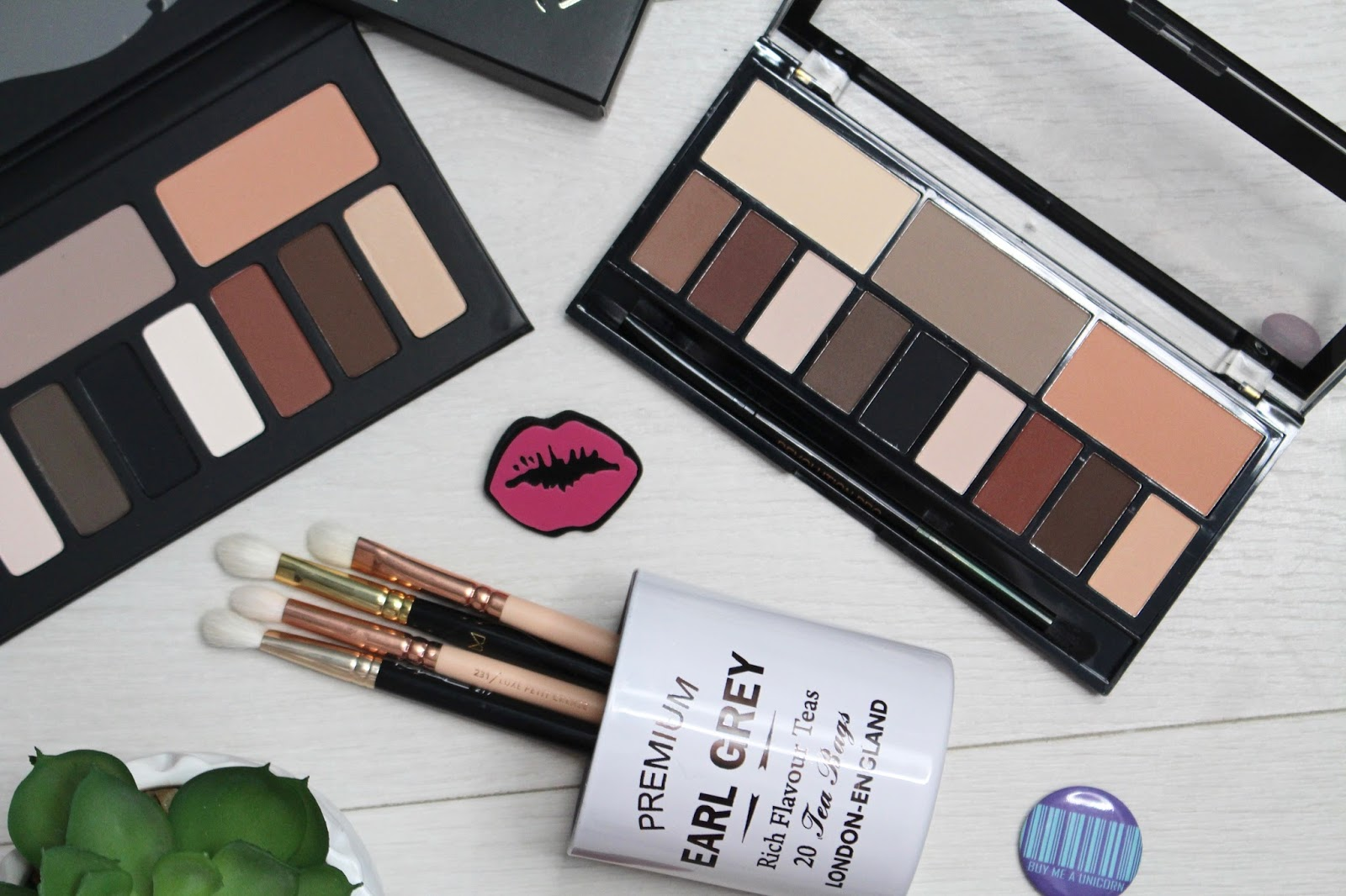 6cfde71cb69 Couple of weeks ago the dream of every beauty blogger came into a fruition  when Kat Von D Beauty range launched in Debenhams.