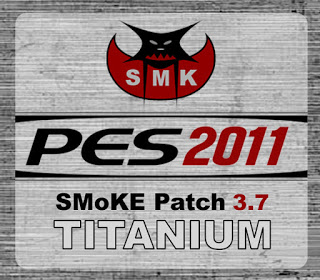 PES 2011 SMoKE Patch 2011 Titanium