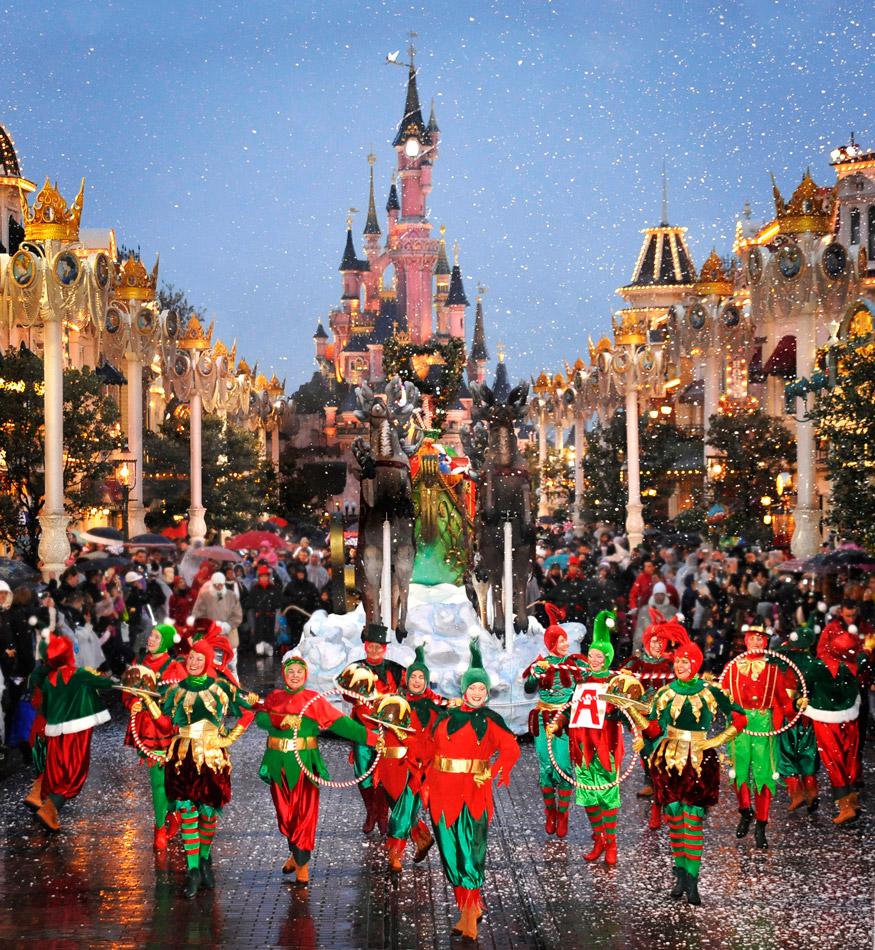 Paris: Paris Disneyland