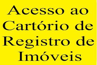 BUSCA GRATUITA E ACESSO À BASE DE DADOS DO REGISTRO DE IMÓVEIS: UNIVERSALIZAÇÃO DA INFORMAÇÃO