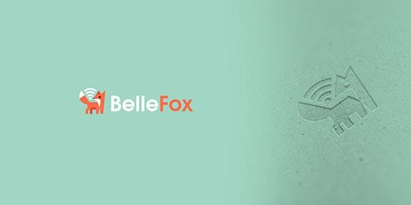 Inspirasi Desain Logo Kreatif 2017 - Fox Logo Design