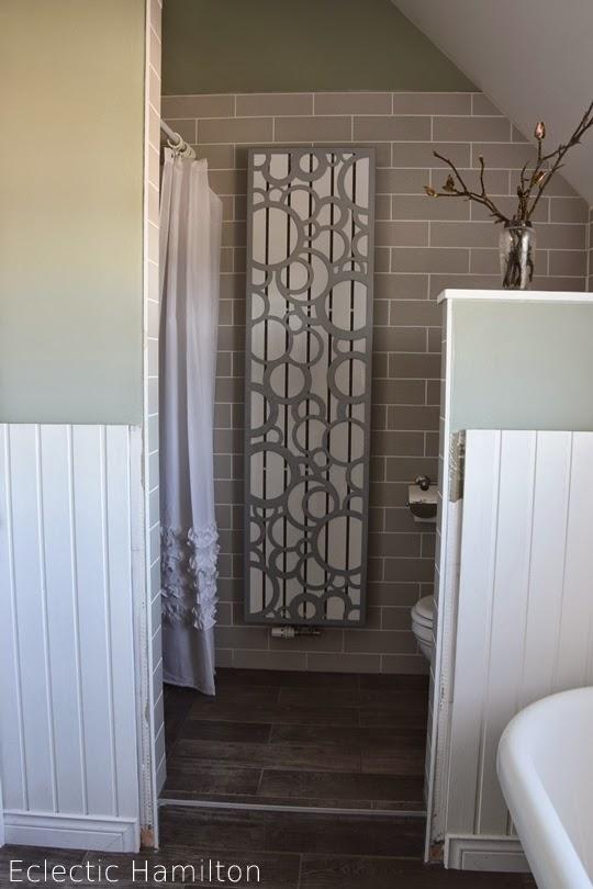 Das badezimmer ... endlich!   eclectic hamilton