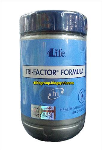 foto 4Life Transfer Factor Tri-Factor Formula