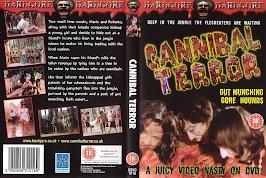 Terror caníbal (1981) - Carátula