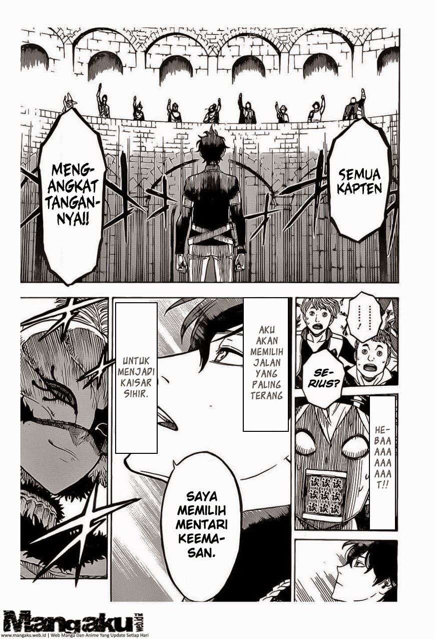 Baca Komik Black Clover Chapter 3 Bahasa Indonesia
