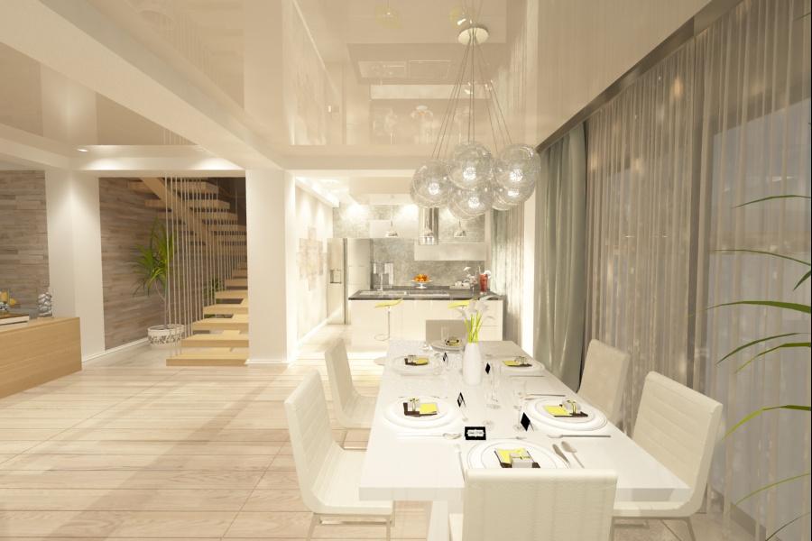 Design interior casa moderna - Bucuresti - pret