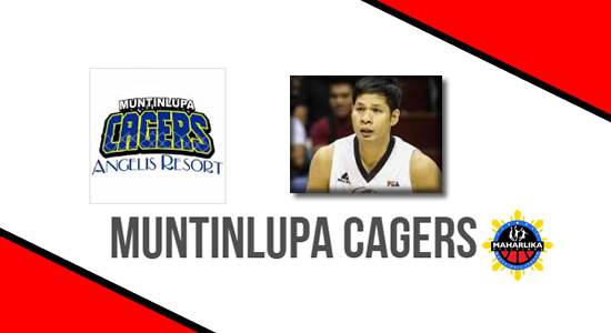 LIST: Muntinlupa Cagers Roster 2018 MPBL Anta Datu Cup