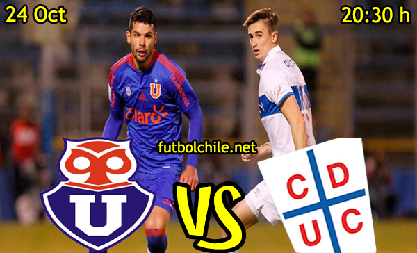 Ver stream hd youtube facebook movil android ios iphone table ipad windows mac linux resultado en vivo, online: Universidad de Chile vs Universidad Católica,