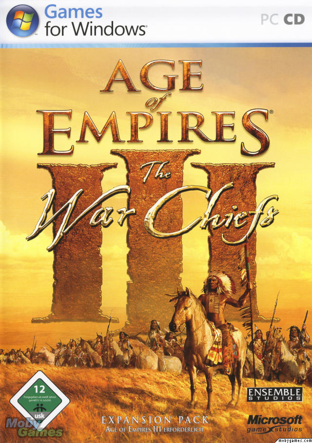 Age of Empires III: The WarChiefs Trial Version Crack ...