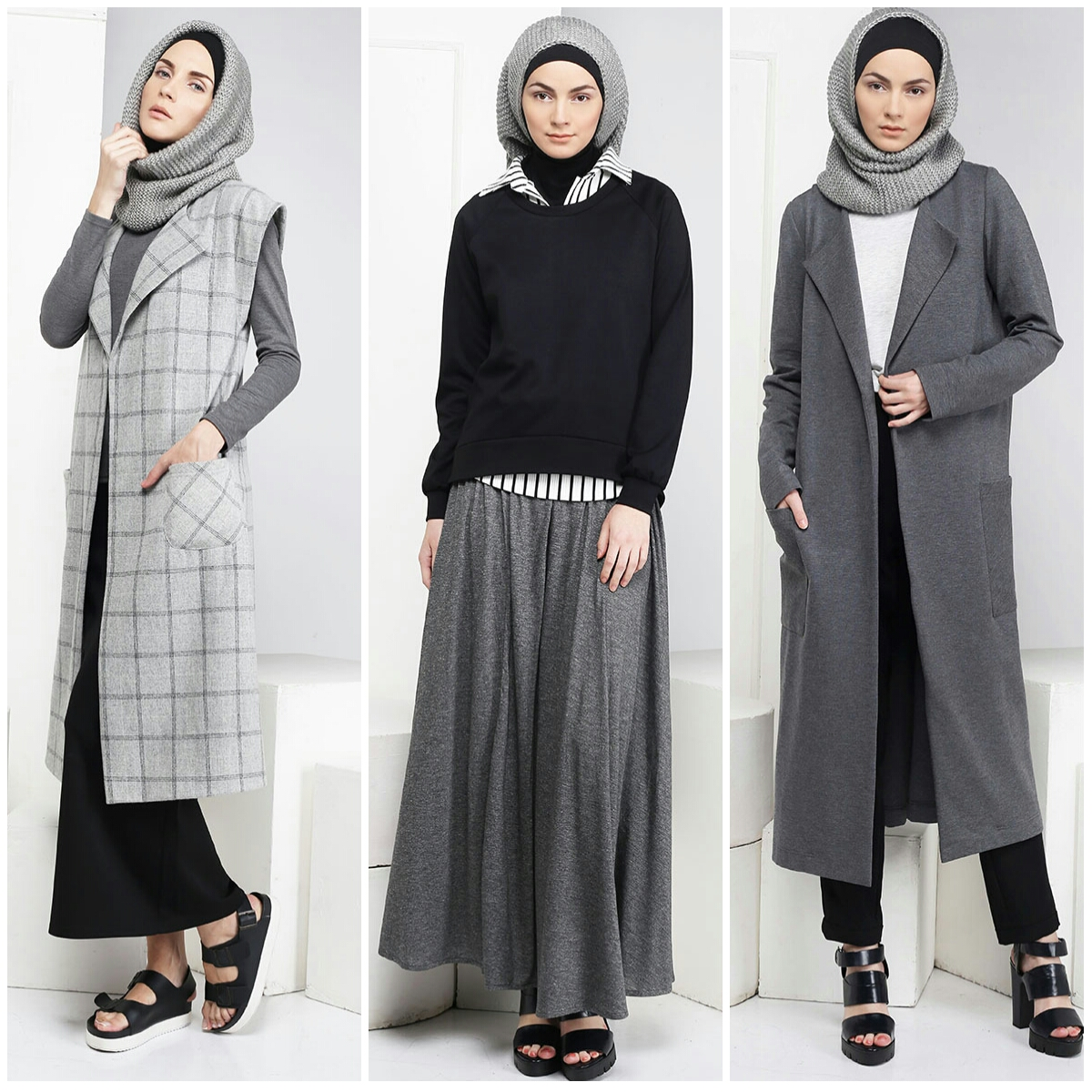 Rani Hatta Is On Our Radar With Her Beautifully Crafted Minimalist Modest Fashion Designs Read