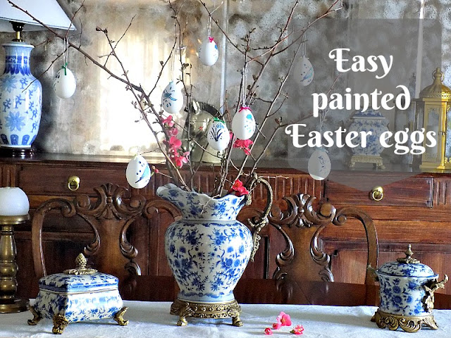 DIY Πώς να ζωγραφίσεις εύκολα Πασχαλινά αυγά - Guest Post