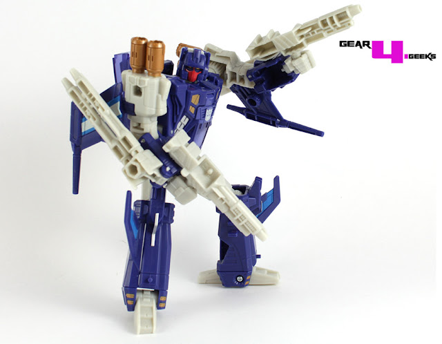 Titans Return Triggerhappy