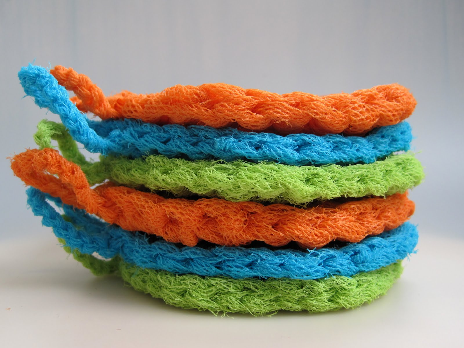 Crochet Dish Scrubbies Pattern Unique Ideas