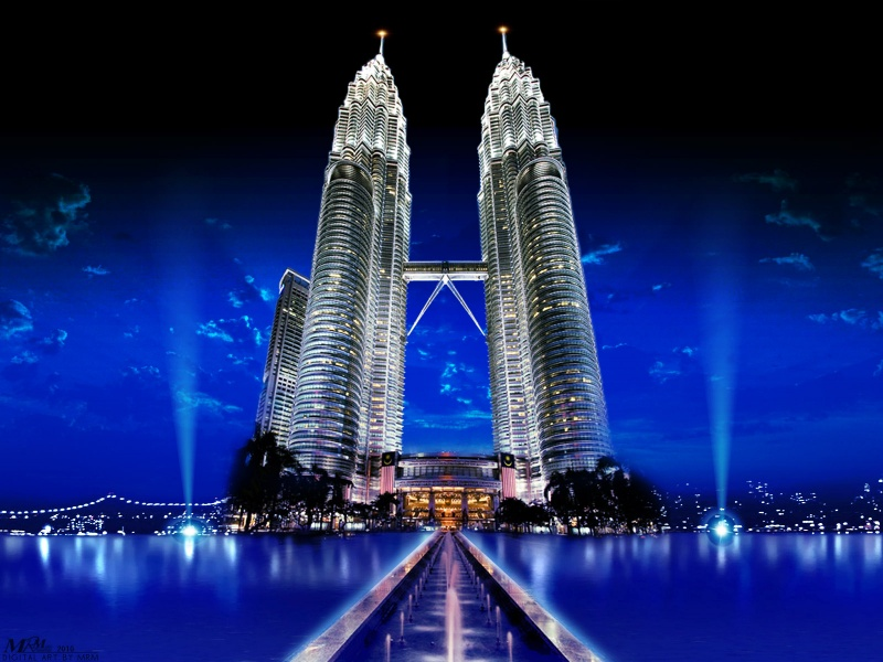 pemandangan cantik di malaysia gambar pemandangan