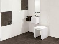 Badezimmer Fliesen Wand Und Boden Gleich