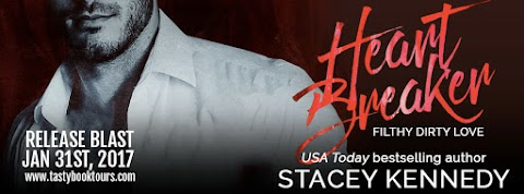 Heart Breaker by Stacey Kennedy BLITZ + GIVEAWAY
