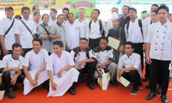 PRAMBANAN KENCANA : SALES SUPERVISOR FOODSERVICE - SULAWESI, INDONESIA