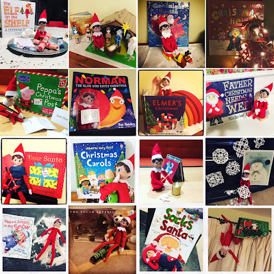 366 Books in 366 Days: The Elf on the Bookshelf